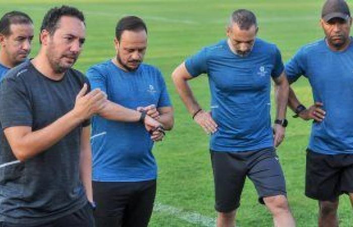هيثم شعبان يمنح لاعبى سيراميكا راحة لمدة 48 ساعة