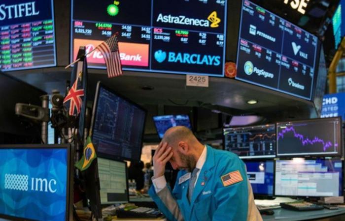 تعاملات الخميس.. مؤشرات الأسهم الأمريكية تغلق على تراجع