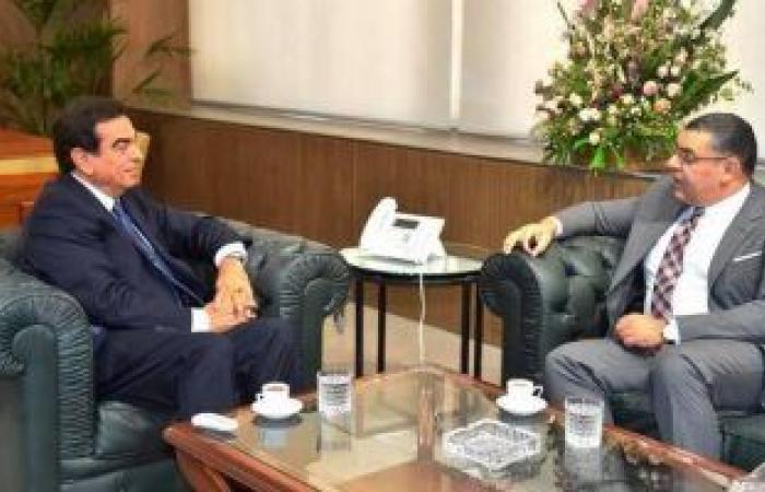 سفير مصر ببيروت يبحث مع أعضاء الحكومة اللبنانية العلاقات الاقتصادية بين البلدين