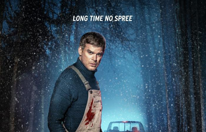 بوسترات جديدة للموسم الجديد من مسلسل Dexter بعد اختفاء عشر سنوات