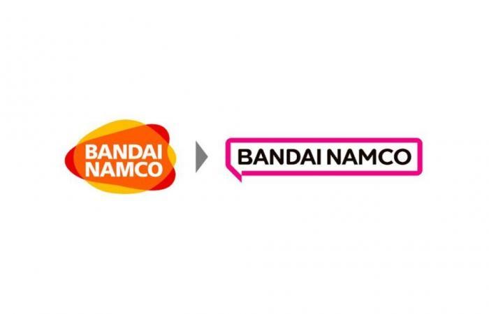 شركة Bandai Namco تُعلن رسميًا عن شعارها الجديد