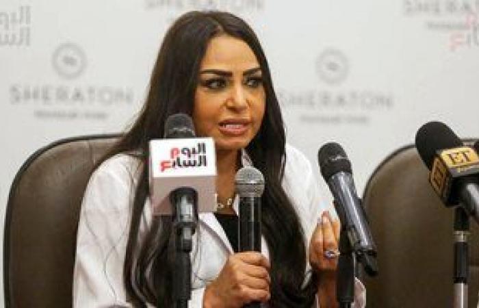 سلوى خطاب: أمينة رزق سبب دخولى الفن وبقعد 15 يوما مكلمش حد بعد كل عمل