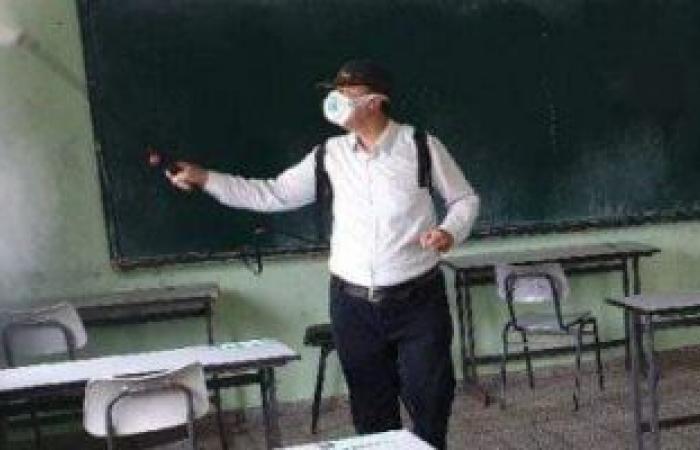 التعليم تحدد 5 حالات لغلق الفصول والمدارس فى حال ظهور إصابات بفيروس كورونا