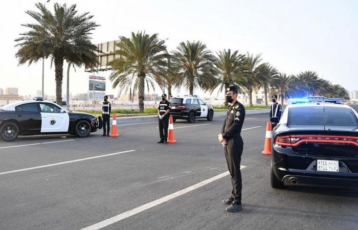 شرطة القصيم: القبض على 4 مواطنين سرقوا 5 مركبات ومبالغ مالية