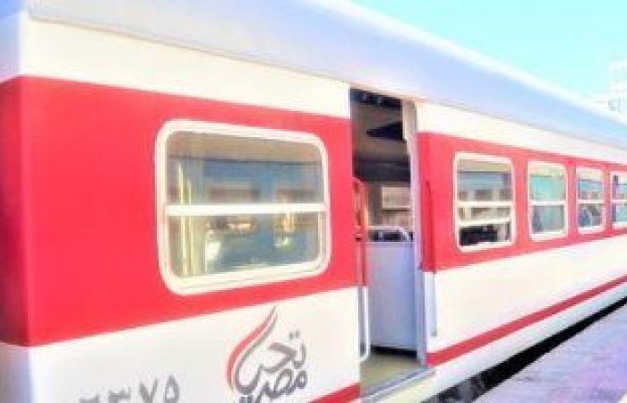 السكة الحديد: تعديل مواعيد بعض قطارات خط مرسى مطروح بدءًا من اليوم