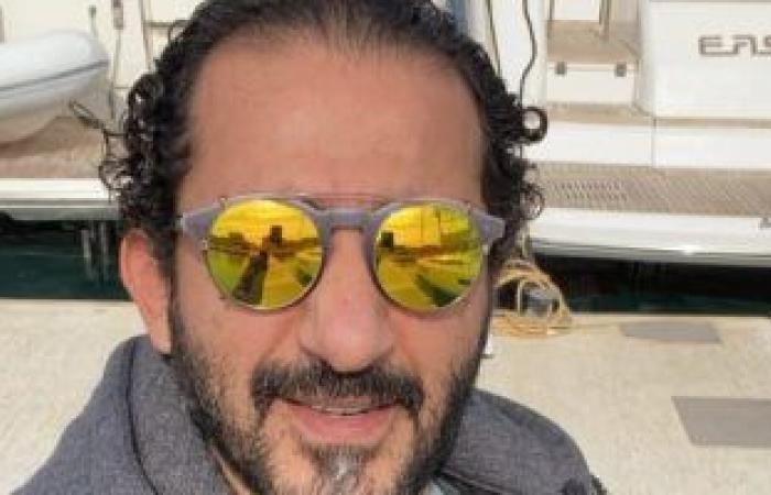 """أحمد حلمى يبدأ تصوير فيلمه """"إكس"""" خلال أسبوعين"""