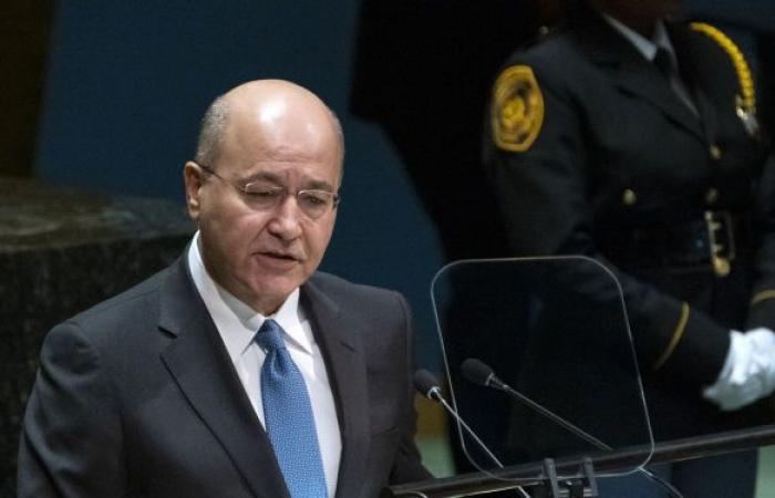 برهم صالح: العراق وإيران وتركيا وسوريا بحاجة الى حل جذري لمشكلة المياه
