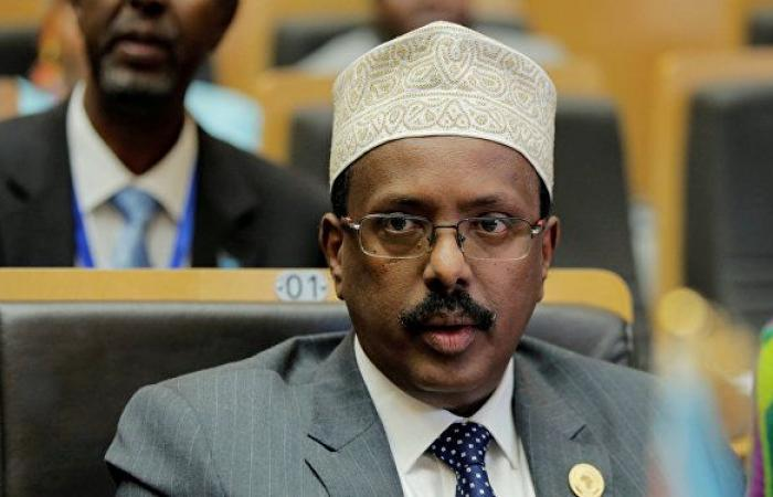الشركاء الدوليون يحثون الرئيس الصومالي على حل النزاع السياسي في البلاد