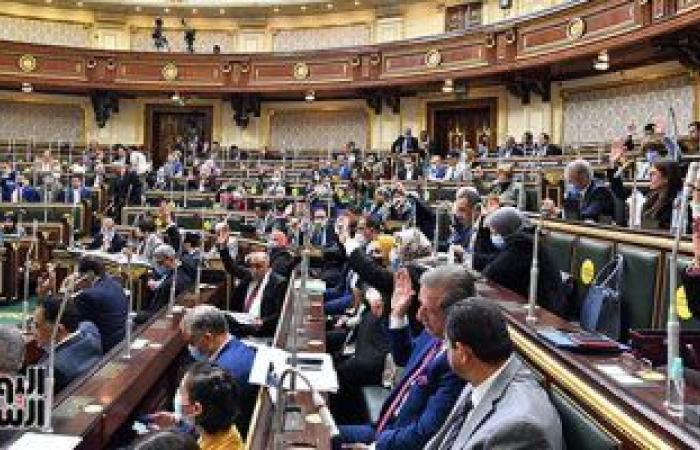 """""""النواب"""" لـ""""الرئيس السيسى"""": استردت مصر مكانتها الدولية بفضل رشد تحركاتكم"""
