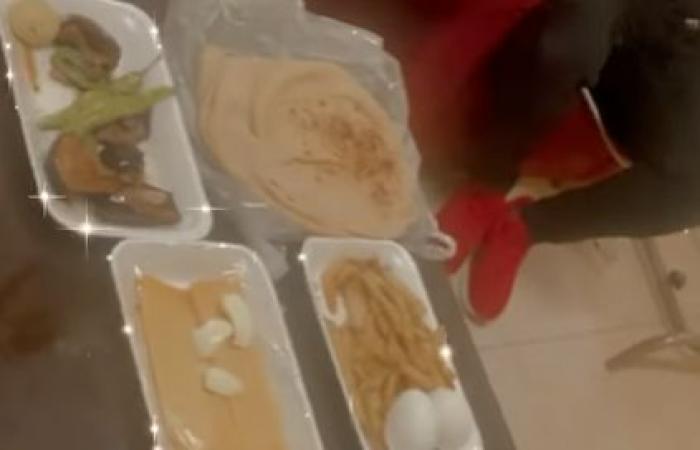 """ويزو تداعب جمهورها بفيديو طريف قبل الفطار: """"لفاقدين الشهية هى معايا"""""""
