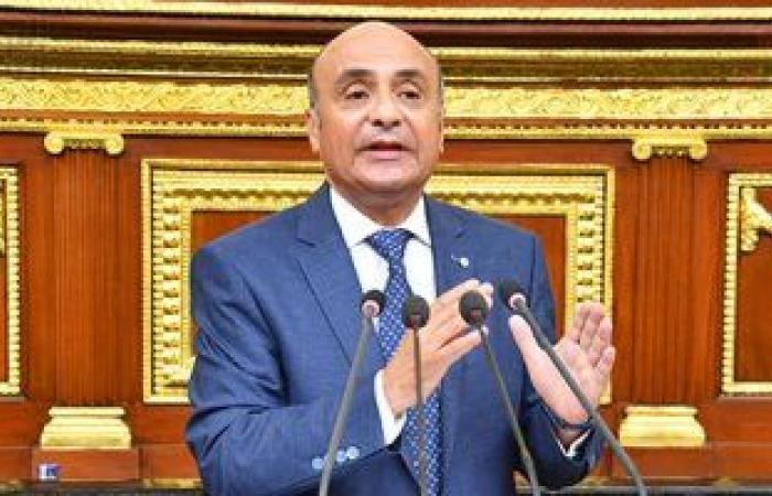 نص كلمة وزير العدل فى احتفالية عيد القضاة الأول