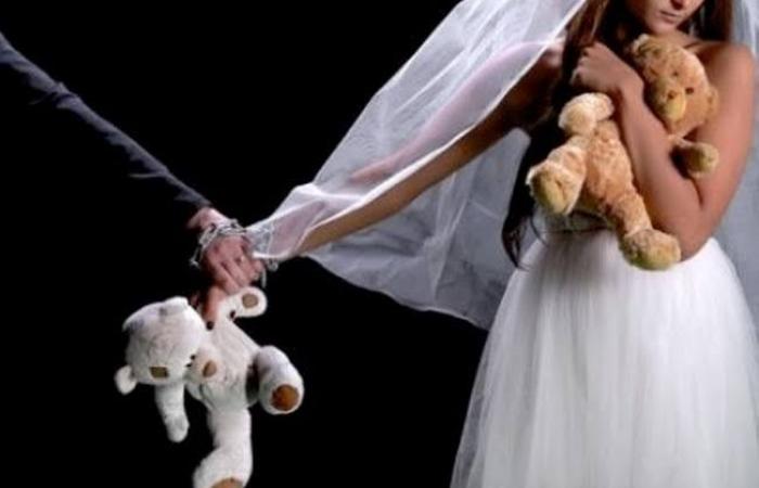 عاجل .. عقوبة قاسية جديدة لزواج القاصرات