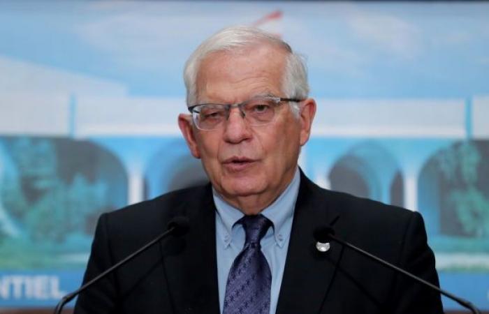 """بوريل: عقوبات أوروبا قد لا تؤثر على """"أنصار الله"""""""