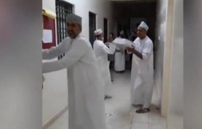 بالفيديو.. تجهيز مراكز إيواء في عُمان تحسبًا للإعصار شاهين