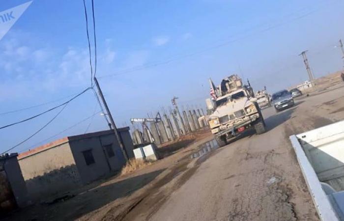 الجيش الأمريكي يشن حملة اعتقالات ضد القبائل العربية في الرقة شرقي سوريا