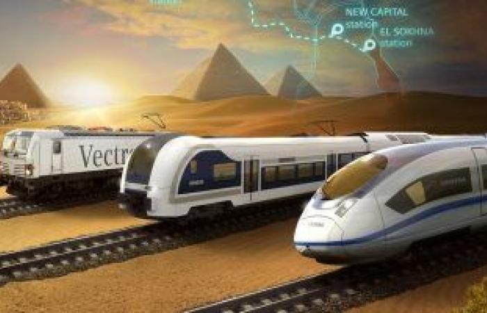 تعرف على جهود الدولة في تشييد شبكات السكك الحديدية السريعة