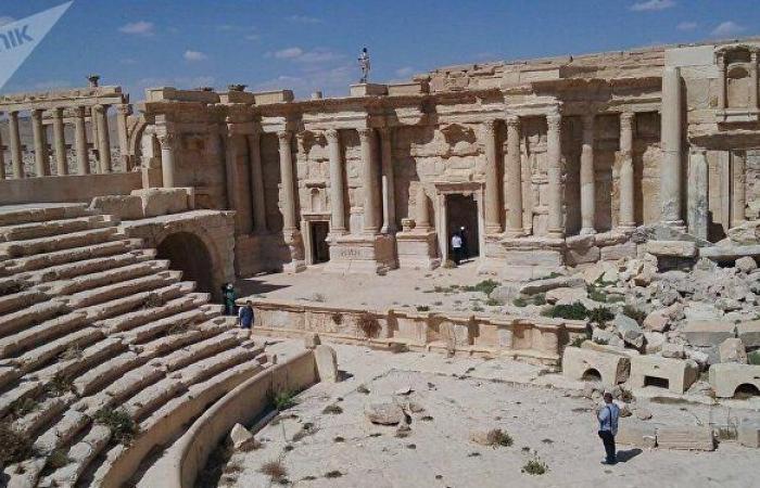 إيران: مستعدون لإعادة إعمار المناطق الأثرية في سوريا