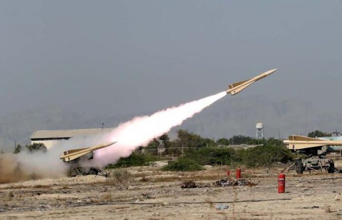 """الجيش الإيراني يكشف تفاصيل """"هرمز"""" و""""شمس"""" لمواجهة الهجمات الجوية"""