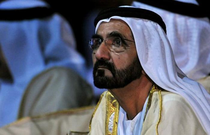 """رسالة من محمد بن راشد إلى السعودية من """"إكسبو 2020 دبي"""""""
