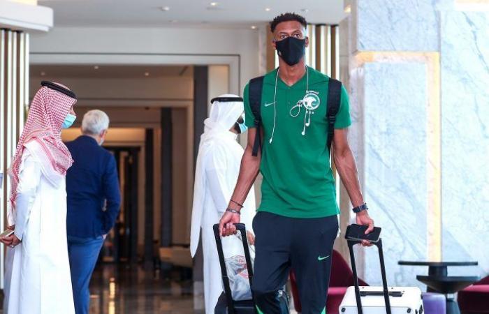 المنتخب السعودي يُدشن معسكره في جدة