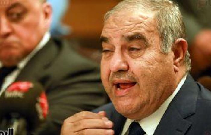 رئيس الدستورية: القضاء المصرى يحترم موقف الرئيس السيسي من السلطة القضائية