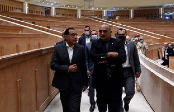 موجز أخبار مصر.. مدبولى والخصاونة يستعرضان المشروعات الجارى تنفيذها بالعاصمة الإدارية