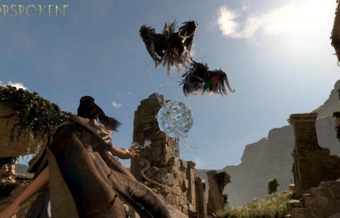 لعبة Forspoken ستَشهد أنواع مُتعددة من السحر وستُقدم أنماط مختلفة من أسلوب اللعب