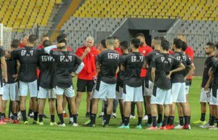 المنتخب يستأنف تدريباته بـ 18لاعبا استعدادا لمباراتي ليبيا