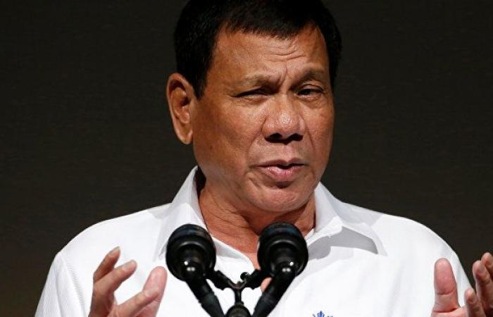 رئيس الفلبين يعتزم الانسحاب من الحياة السياسة