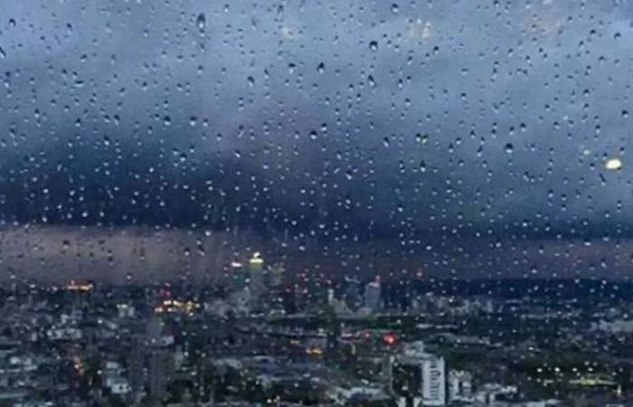 الأرصاد عن طقس الأحد: أمطار رعدية على 5 مناطق