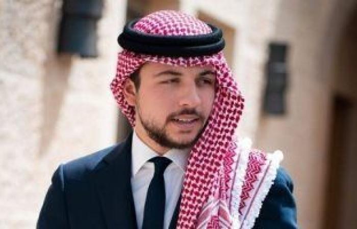 ولى عهد الأردن الأمير الحسين يتحدث لأول مرة منذ إعلان إصابته بكورونا