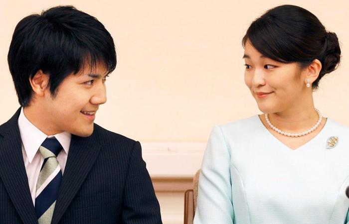 الأميرة اليابانية ماكو تتخلّى عن المال وحياة القصور لتتزوج رجلًا من عامة الشعب