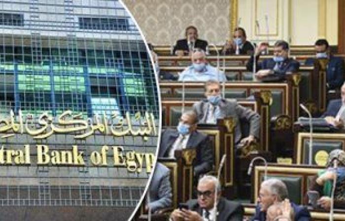 القانون ينظم تعاون البنك المركزى مع الجهات الأجنبية المناظرة.. التفاصيل