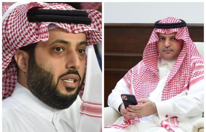 تركي آل الشيخ يدعم النصر بحضوره في لقائه الآسيوي 16 أكتوبر