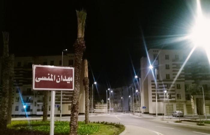 جهاز حدائق أكتوبر ينتهي من تسليم 730 أسرة من أهالي منطقة نزلة السمان لوحداتهم
