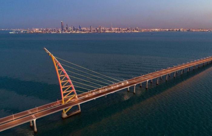 الداخلية الكويتية تكشف حقيقة إغلاق جسر الشيخ جابر الأحمد الصباح