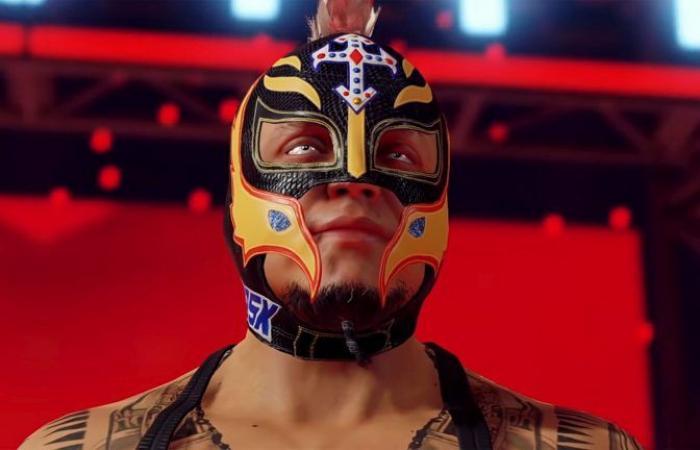 حساب WWE 2K22 بتويتر يشوق لعودة نمط لعب مفضل لدى محبي السلسة