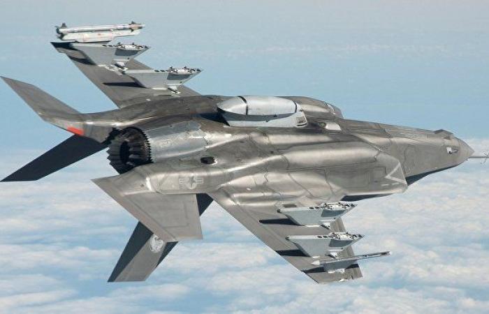 """الولايات المتحدة تخطط لنشر """"إف-35"""" في أوروبا"""