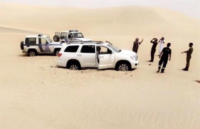 فريق إنجاز للإنقاذ يعثر على 8 مفقودين خلال شهر بمختلف المناطق
