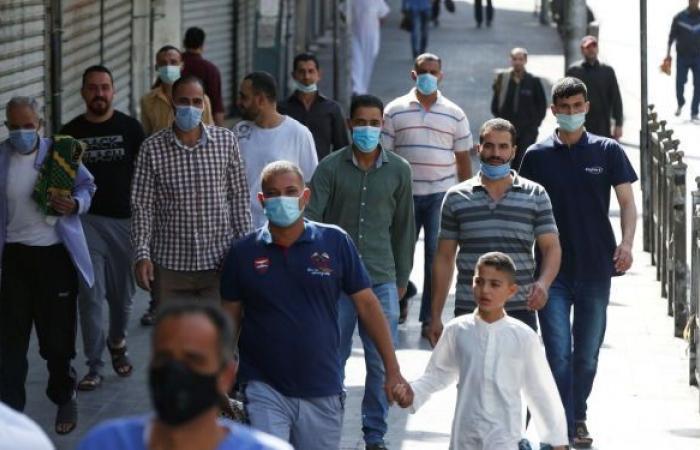 الأردن: إصابات كورونا لم تتجاوز 0.4% منذ بداية العام الدراسي