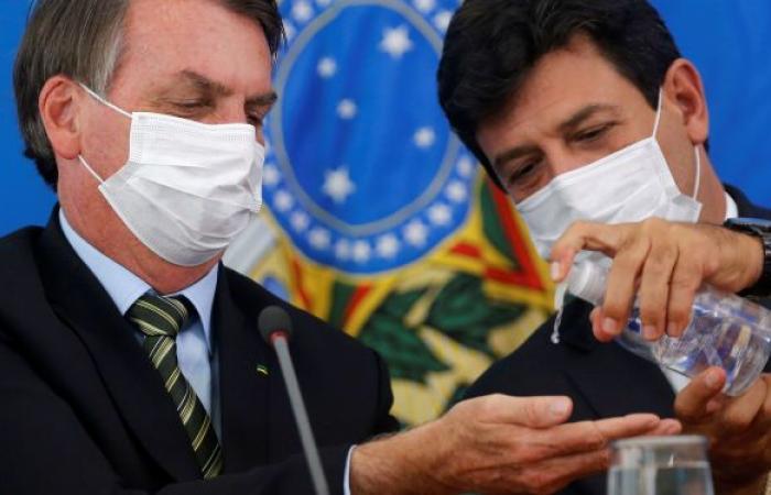 مظاهرات تطالب بعزل رئيس البرازيل: ارحل بولسونارو