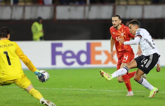 موهوب المانشافت يزيّن التأهل إلى مونديال 2022 برقم لافت