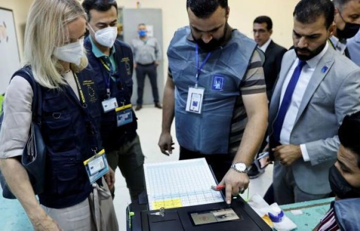 أصغر مرشحة للانتخابات في تاريخ العراق تعلن سرقة فوزها