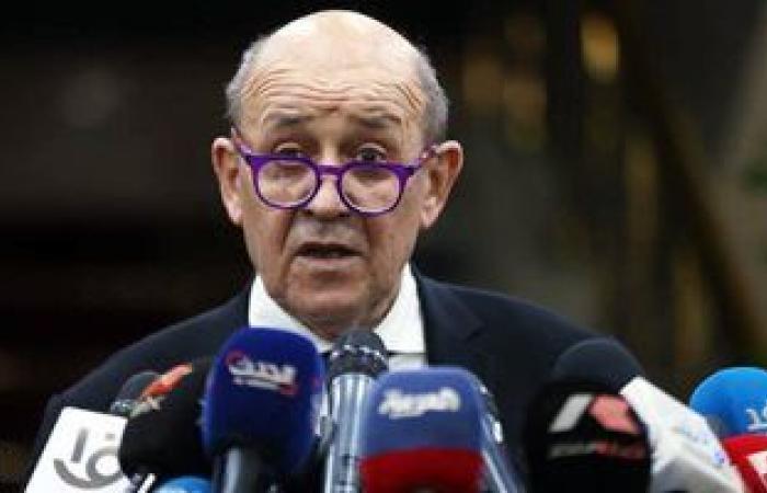 وزير الخارجية الفرنسى يجدد التأكيد على الاحترام الراسخ للسيادة الجزائرية