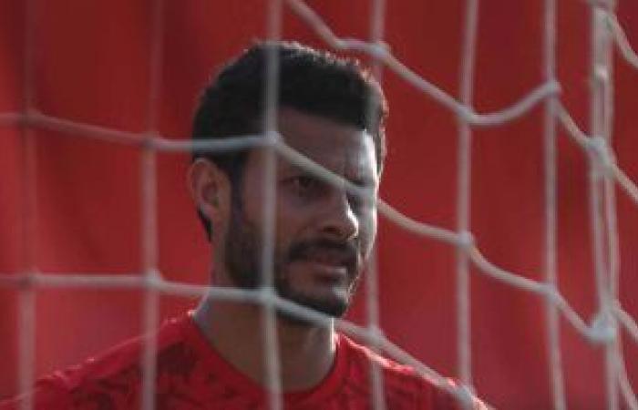 الأهلي: محمد الشناوى مصاب بتمزق فى العضلة الخلفية ويغيب لمدة 5 أسابيع