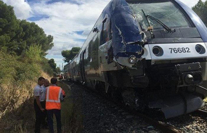 قطار يدهس 4 أشخاص في حادث مروع جنوبي فرنسا