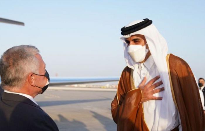 تفاصيل أول مباحثات منذ 7 سنوات بين أمير قطر وملك الأردن في الدوحة