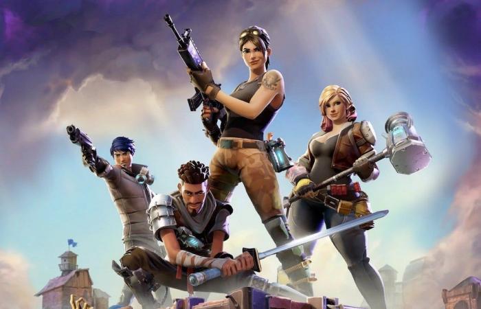 شركة Epic Games مهتمة في صناعة فيلم Fortnite