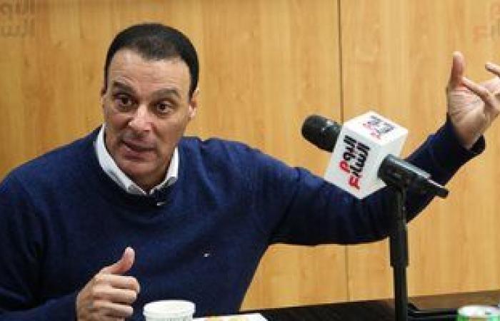 عصام عبدالفتاح: التحكيم ليس أسوأ عنصر فى المنظومة وأرفض الاستعانة بالأجانب