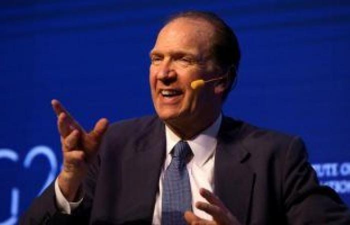 رئيس البنك الدولى يشيد بجهود مصر فى مواجهة تحديات كورونا بمختلف القطاعات